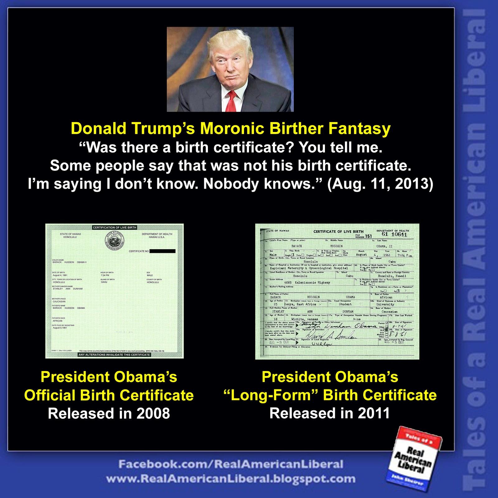 Make Common Sense Common Again Lets Remember That Trump Got His