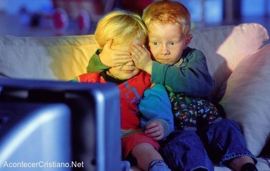Televisión afecta comportamiento en los niños