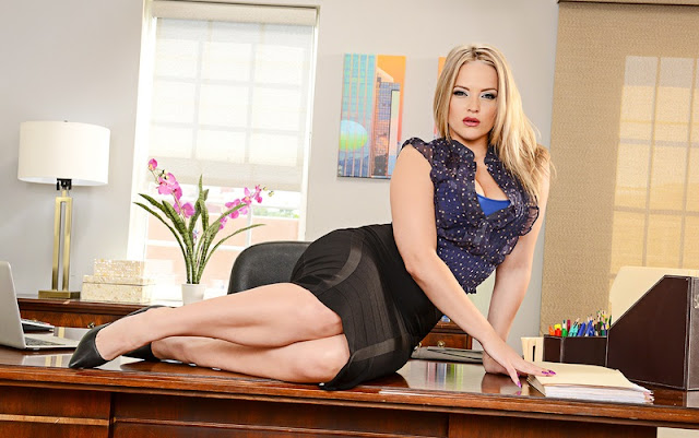 Alexis Texas - Naughty Office