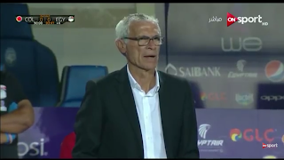 التشكيل المتوقع لمنتخب مصر اليوم ضد بلجيكا