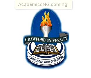Crawford University 2017/18 Part-Time Certificate, Diploma & Degree Admission Forms