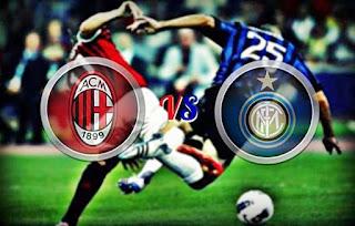 مشاهدة مباراة إنتر ميلان و ميلان بث مباشر اليوم ديربي الغضب في الدوري الإيطالي