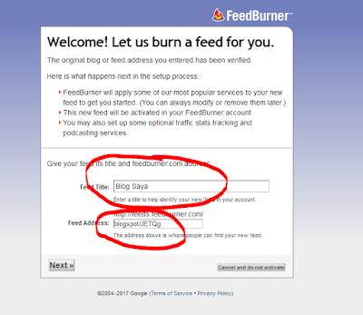 tutorial-cara-daftarkan-blog-di-feedburner