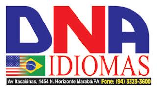 DNA -- INGLÊS ILIMITADO -- EM MARABÁ/PA