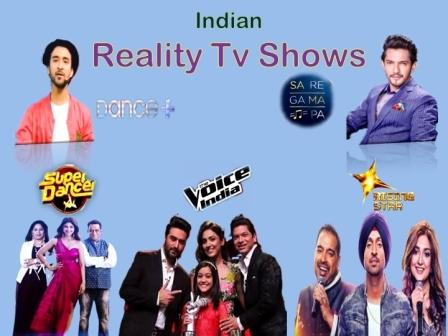 """Doordarshan first introduce Indian Reality Tv Shows in Indian Television channel. We know about most popular music reality show """" Meri Awaj Suno"""" and the Reality of Reality shows in India ,"""