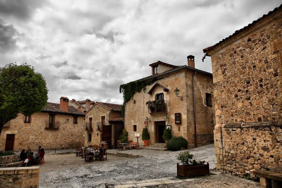 Turismo en Segovia, Pedraza