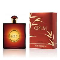 Opium, Yves Saint Laurent Parfum wanita terbaik dengan wangi tahan lama