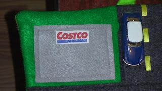 Cook Sew Love Car Mat Briefcase