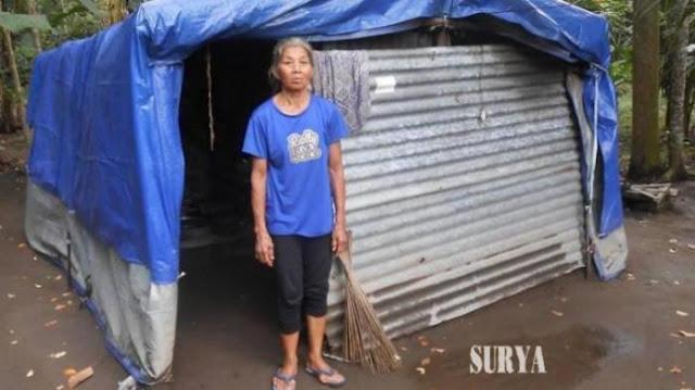Tak Mau Dimadu, Suami ini Usir Istri Hingga Istrinya Tinggal di Tenda Dalam Kemelaratan