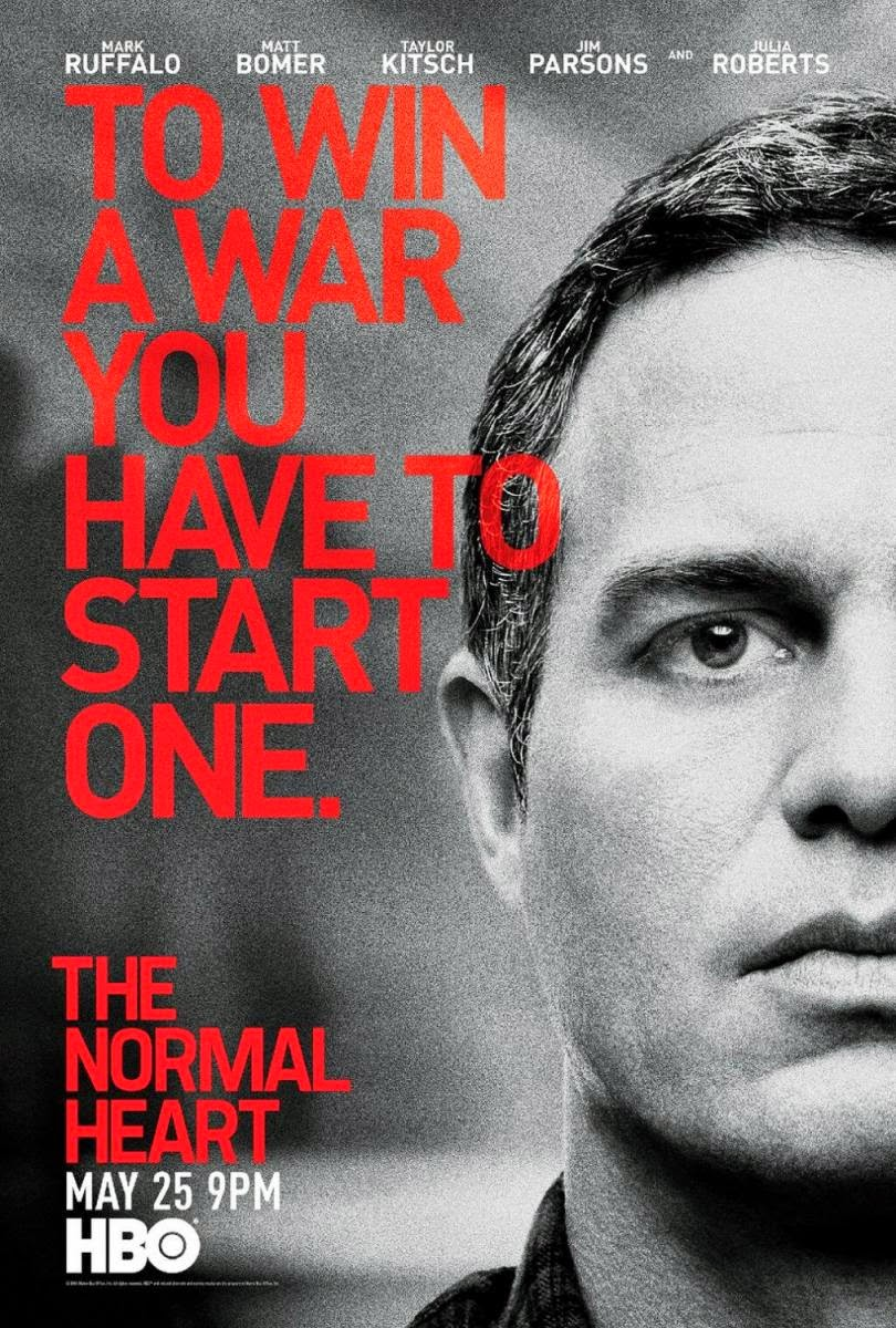 The normal heart, de Ryan Murphy