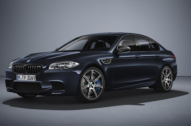 Farewell To BMW F10 M5 With Special Competition Edition