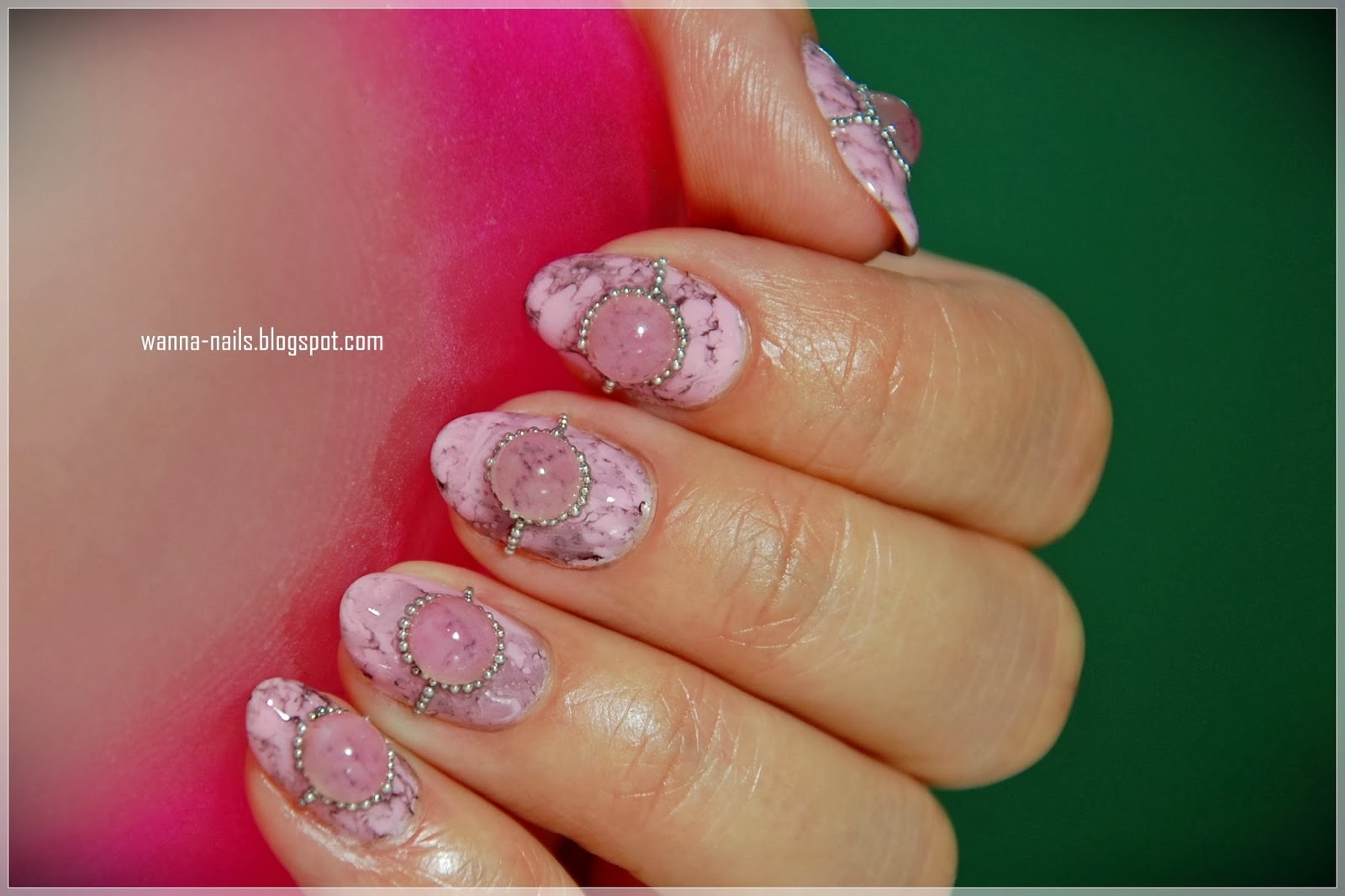 nail designs for oval nails