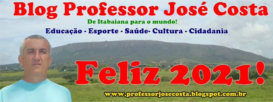 Blog Professor José Costa