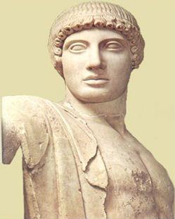 Ο Θεός Απόλλωνας, δίδυμος αδερφό της θεάς Άρτεμης