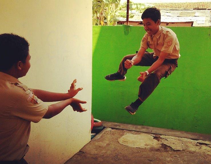 Perbedaan Levitasi Dan Jump shot