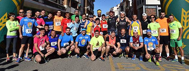 Atletismo Aranjuez Marathón Aranjuez Calzada Calatrava