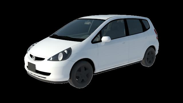 CAR #4  HONDA