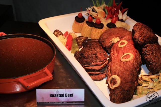 Buffet Ramadhan 2019 di Hotel Grand Bluewave