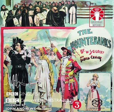 The Mountebanks - John Andrews, BBC Concert Orchestra - Dutton