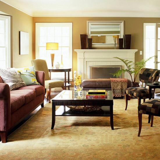 21 Fresh Modern Living Room Designs: Modern Furniture: Fresh Living Rooms Decorating Ideas 2011