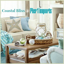 Attractive Coastal Decor At Pier 1