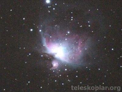 Celestron 21035 70mm nebula gözlemi