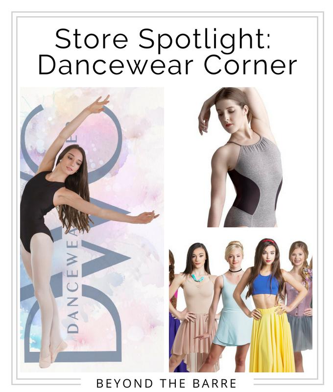 f5755ae6e06c Beyond the Barre  Store Spotlight  Dancewear Corner