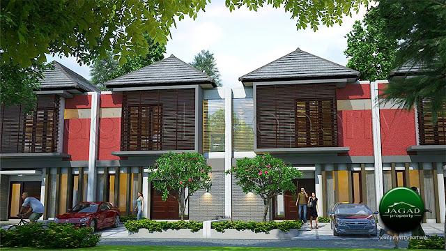 Rumah siap bangun jalan magelang Km 8