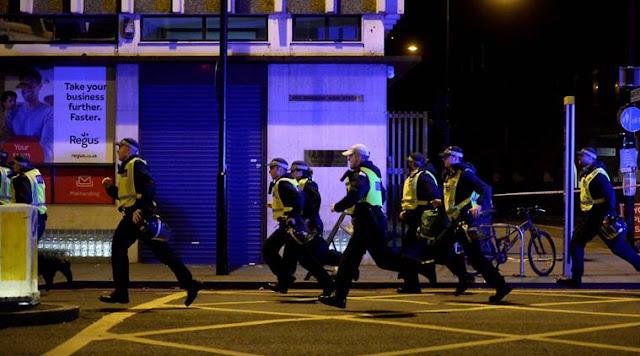 London terror attacks