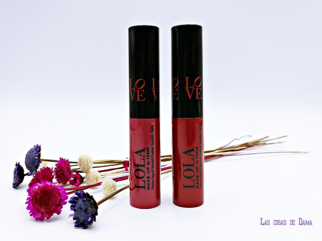 Love Lipstick Lola Make Up liquid matte makeup beauty redlips maquillaje belleza