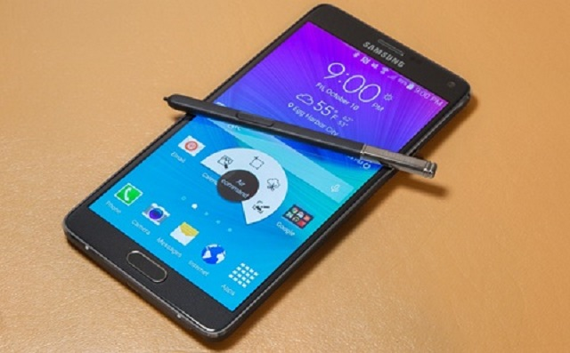 samsung galaxy note 4 my cu