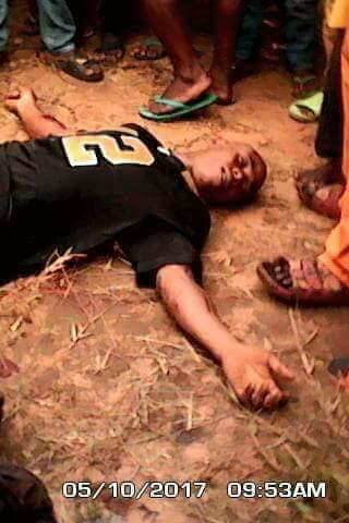 Photos: Two most wanted cult leaders shot dead during gun duel with police in Imo State