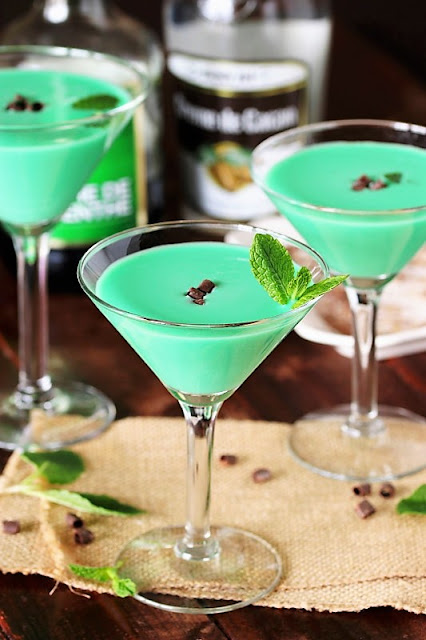 Grasshopper Cocktail image