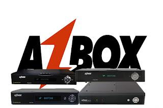 AZBOX HD ATUALIZAÇÃO FLASH  - 12/09/2016