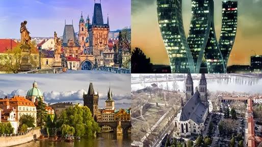paket tour eropa murah ke Praha
