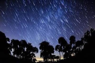 Η πρώτη βροχή αστεριών της άνοιξης κορυφώνεται την Παρασκευή