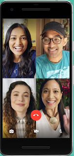 Whatsapp Group video, WhatsApp Group Video Calling, WhatsApp New Feature Android, iOS User