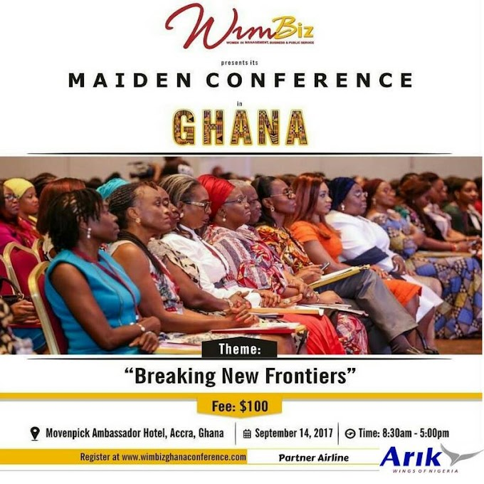 WIMBIZ Breaks New Frontiers in Africa; Holds International Conference in Accra, Ghana