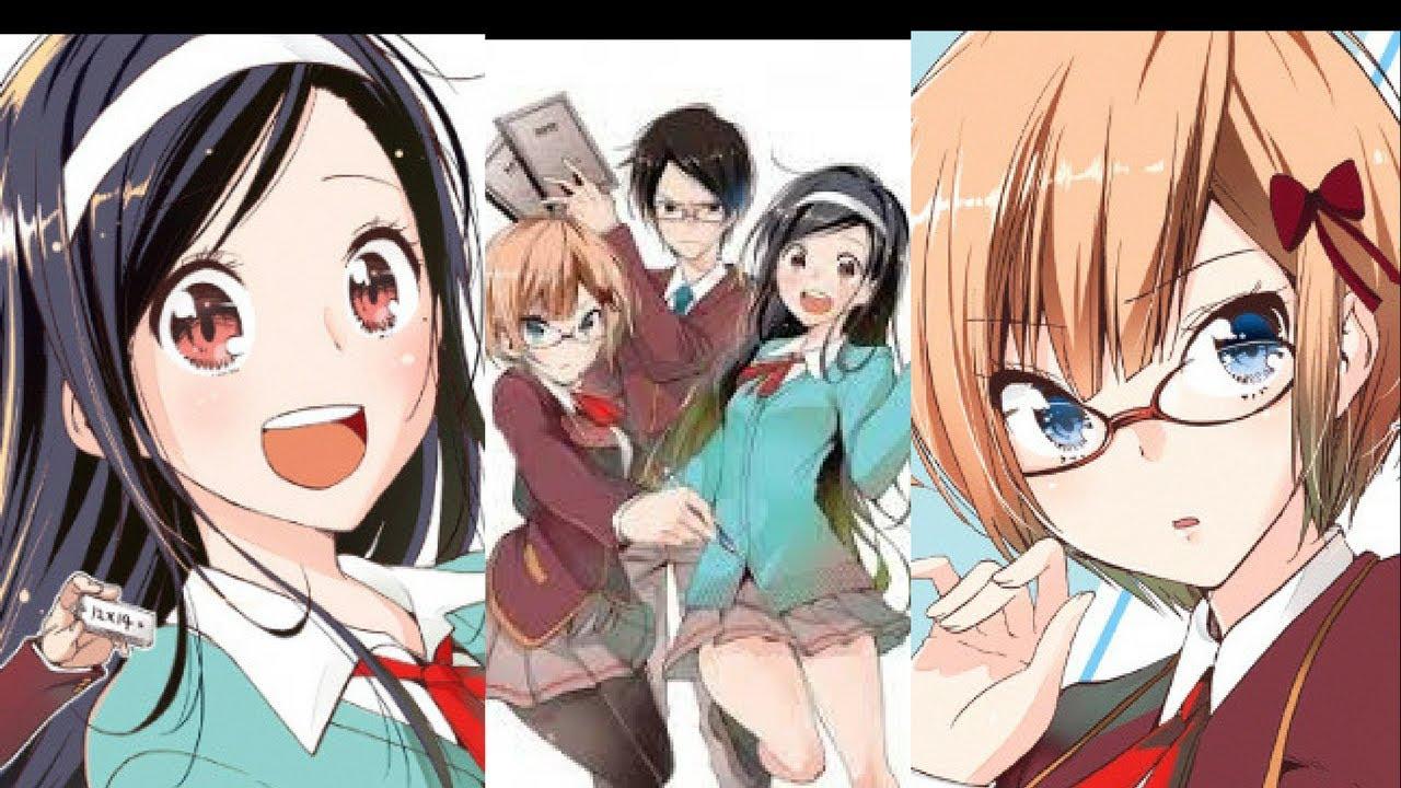 Manga bokutachi wa benkyou ga dekinai mendapatkan serial