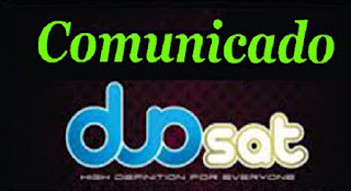 01 - COMUNICADO DUOSAT SOBRE SISTEMA IKS CONFIRA - 12/11/2017