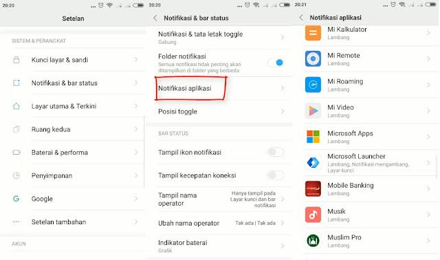Android Notifikasi