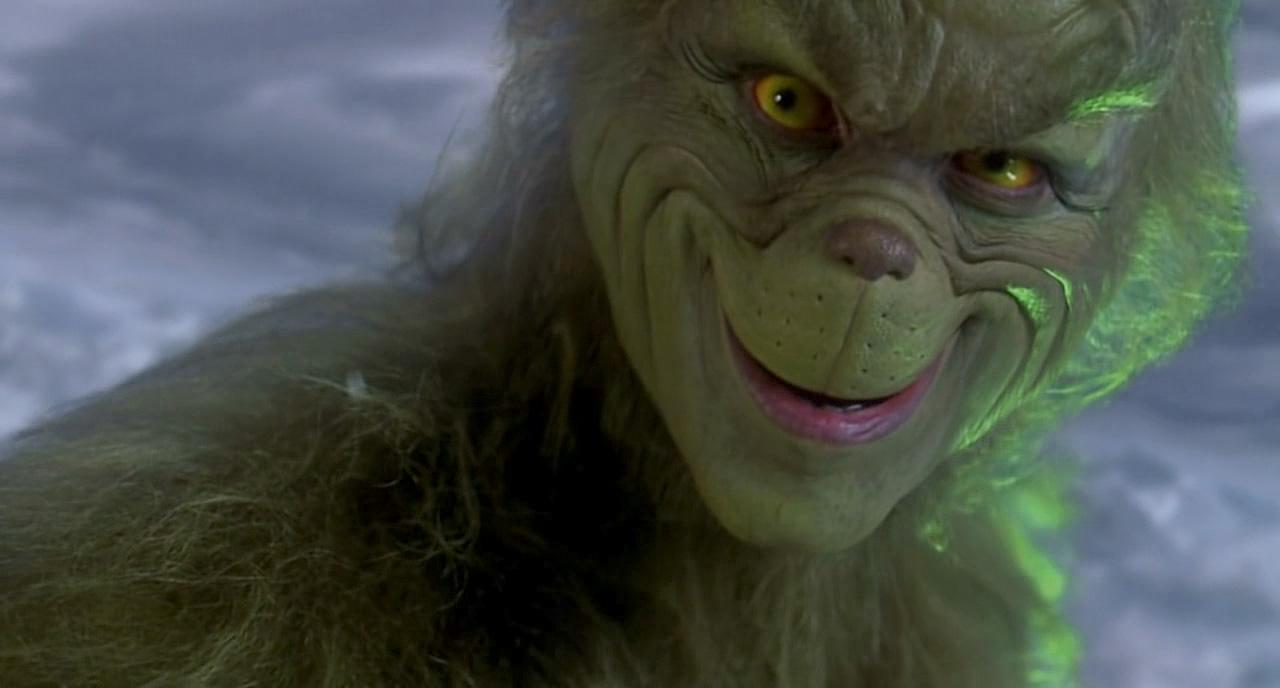 How The Grinch Stole Christmas Movie 2000.The Oscar Buzz Theory Thursday How The Grinch Stole