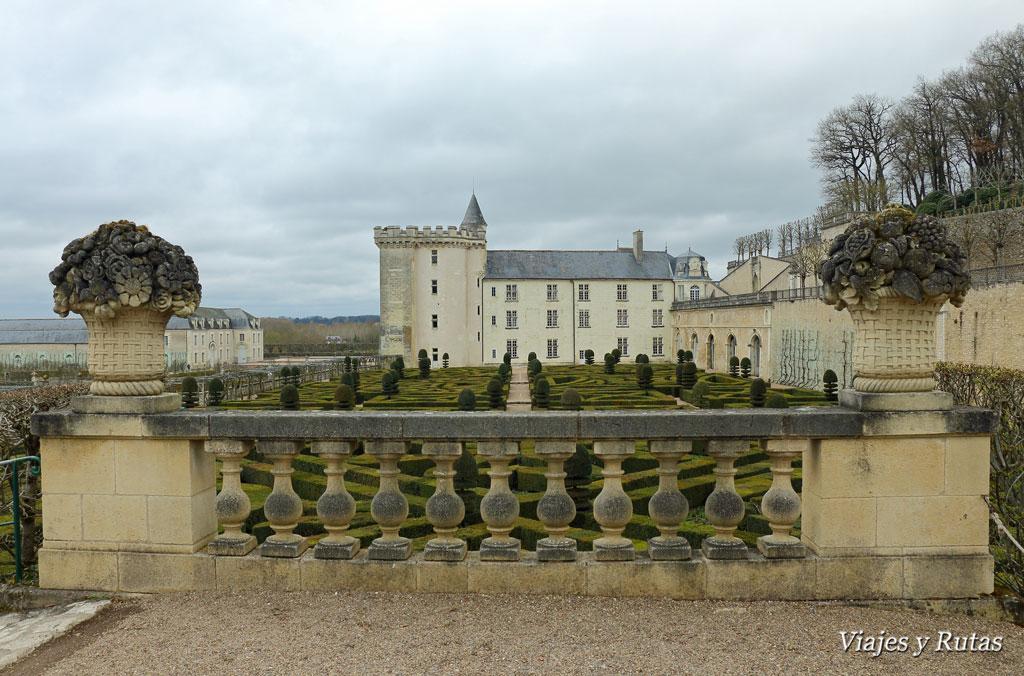 El château de Villandry