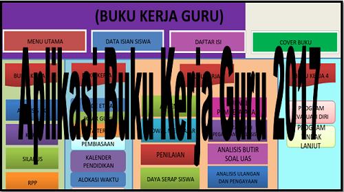 Aplikasi Buku Kerja Guru 2017 Id Guru Indonesia