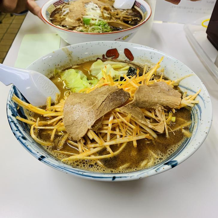 蜂屋拉麵-辣味噌拉麵