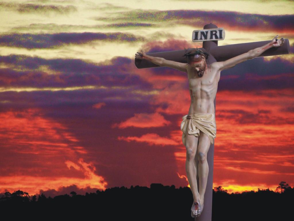 jesus christ crucifixion wallpapers free download desktop background