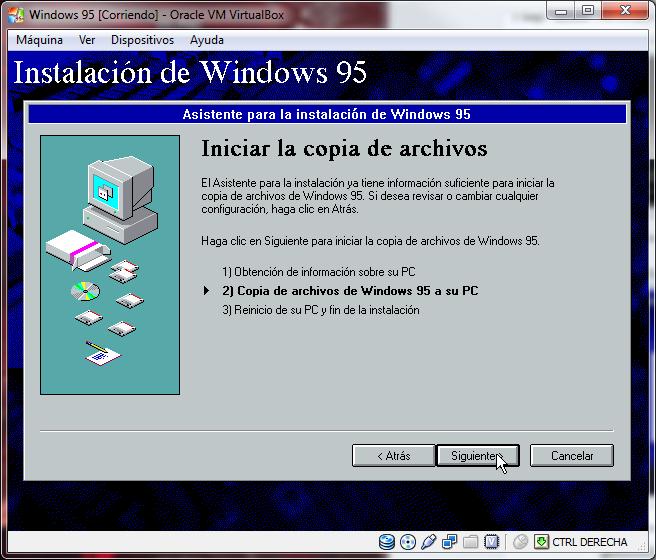 Windows 95 Iso Virtualbox Linux - sierraxsonar
