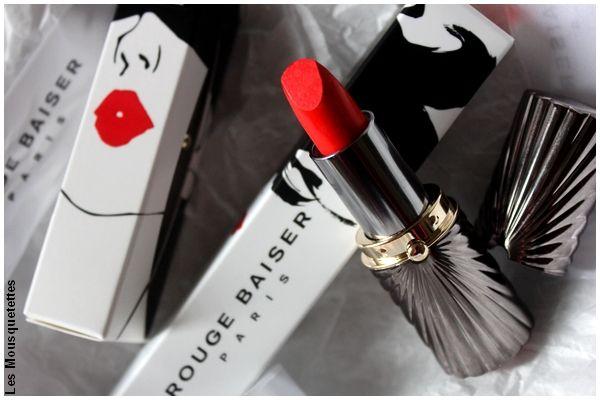 Rouge Baiser, la gamme de maquillage des lèvres - Monoprix - Blog beauté