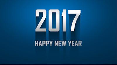 Awal Tahun Baru 2017 Vainit Ganti Template Lagi