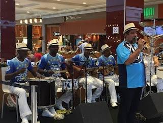 Encontro com Adilson da Vila e Velha Guarda Musical de Vila Isabel convidam David Correa no Américas Shopping